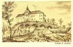 Olesko castle a hundred years ago