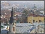 Chernivtsy. View from Town-hall.