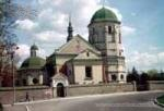 Roman-Catholic church in Olesko