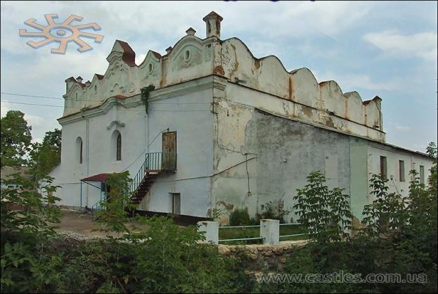 Синагога в Шаргороді. 2006 рік.