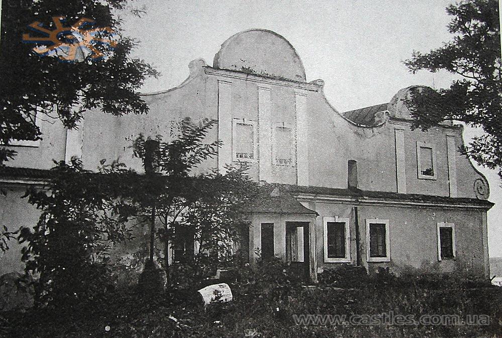 Костельний будинок. 1930 р. Фото П.Жолтовського. З книги