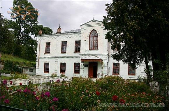 Палац Мордвінова, теперішня школа