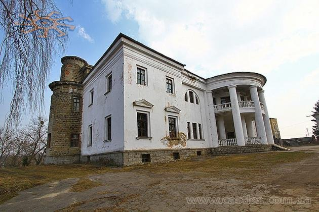 Палац графа Ксідо в Хмільнику (1915). 31 березня 2011 р.