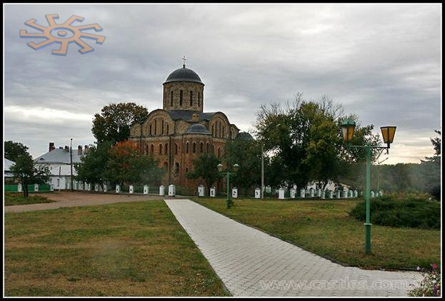 St. Basil's Church in Ovruch
