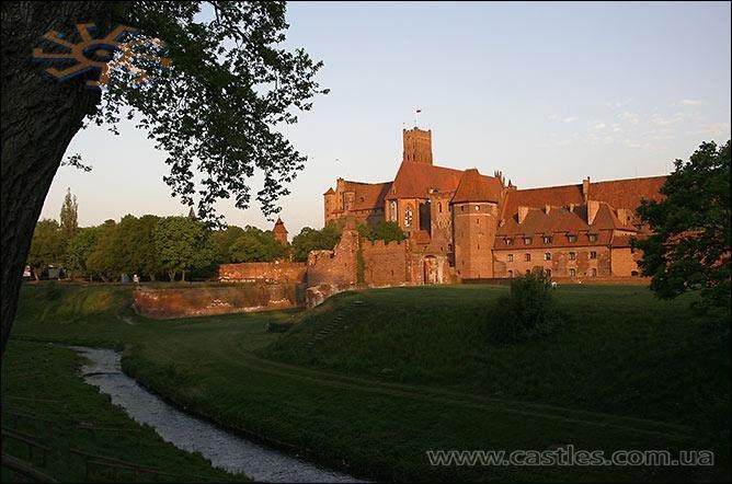 b27681a25182c2 Malbork - Замок в Мальборку