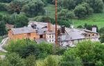 Old brewery in Zin'kiv in Ukraine