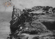 Swallow's Nest before reconstruction in 1911