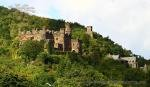The Burg Reichenstein is a castle near the town of Trechtingshausen in Rhineland-Palatinate