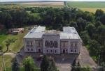 A former palace in the village of Kotiuzhany in Ukraine