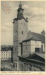 Old photos of the church