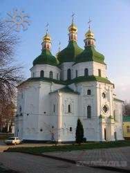 Nizhyn. the oldest church of the town