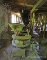 Inside the old mill in Kupyn