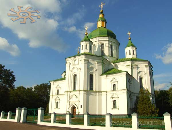 Cathedral of the Transfiguration of the Saviour. 1732.